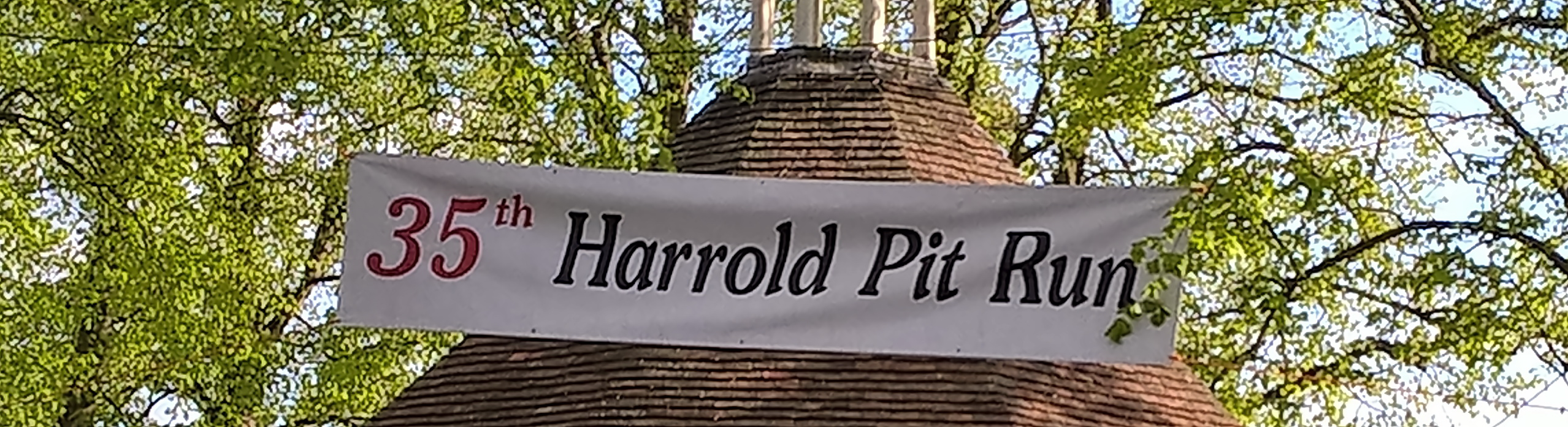 Harrold Pit Run 2017 : 29rd April 2017            Contact :  harroldpitrun@gmail.com Logo